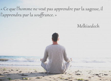 A méditer