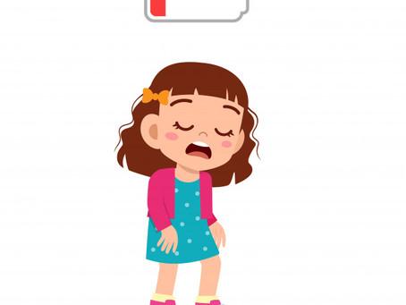 Le stress chez l'enfant.