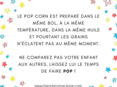Le pop-corn