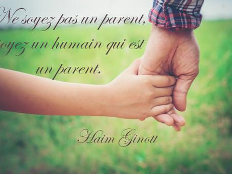 Ne soyez pas un parent