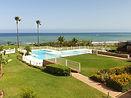 Casitamar master bedroom sea and pool vi