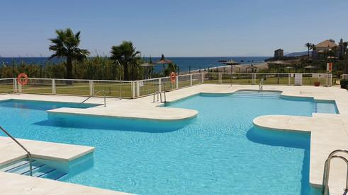 Nearest pool to Casitmar