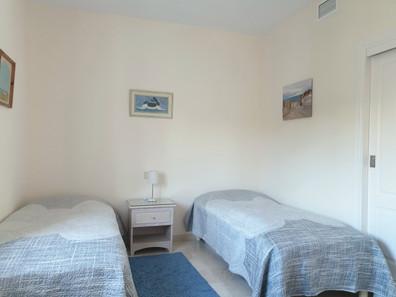 Casitamar twin bedroom