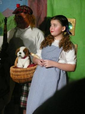 elizmi at 11 playing Dorothy .jpg