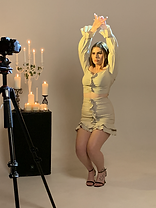 exclusive photo from video shoot.HEIC