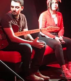 elizmi haze singer from kent