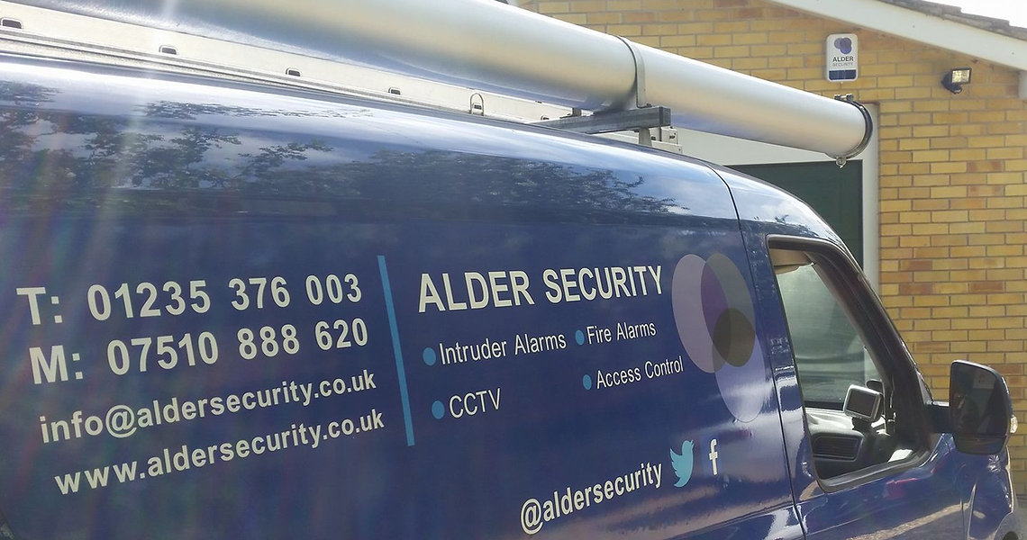 Abingdon Alarms, CCTV, Intruder, Oxford Security