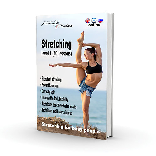 Stretching course Level 1 +Feedback