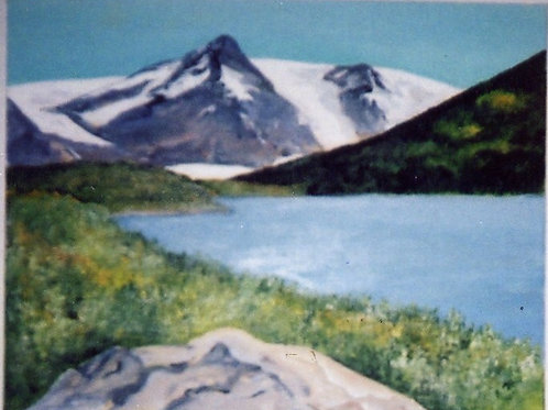Alaska - prints only -original sold