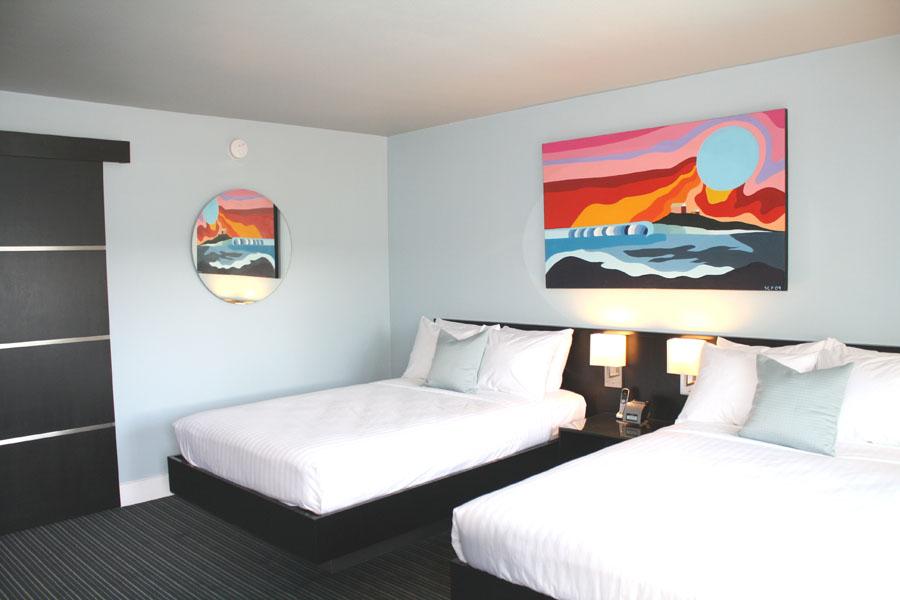 Life Style Room Custom Designed FF&E