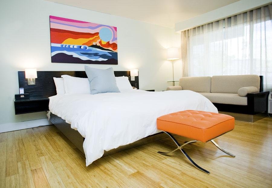 Life Style Room Bamboo Flooring