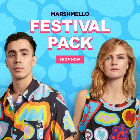 MARSHMELLO FESTIVAL PACK