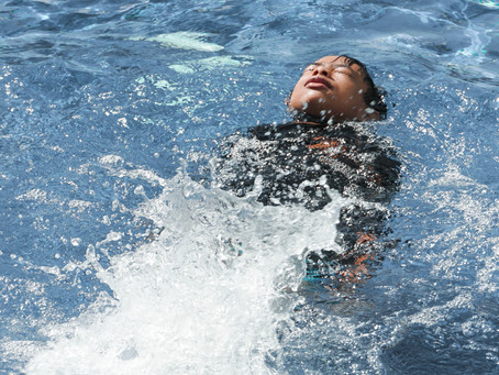 Swimming for Wellbeing…