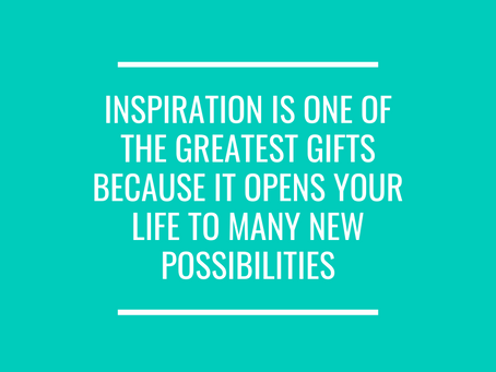 The Power of Inspiration