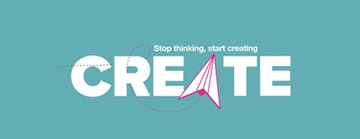 CREATE course Logo