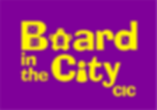 Board in the City CIC Company Logo