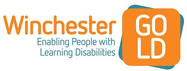 Winchester GO LD Logo in Orange