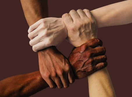 Racial Equality is a Wellbeing Issue