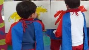 ¿Por qué algunos niños se cansan y encuentran difícil realizar actividades garabateando, coloreando