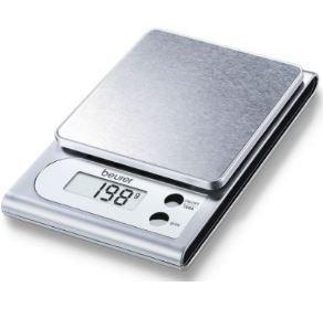 משקל מטבח עם משטח נירוסטה - Beurer KS22