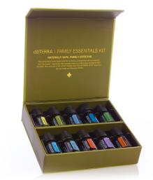 "Family Essentials Kit ערכת משפחה (5*10 מ""ל) - דוטרה"