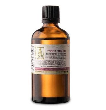 """שמן אתרי רוזמרין (10 מ""""ל) - מיכל סבון טבעי"""