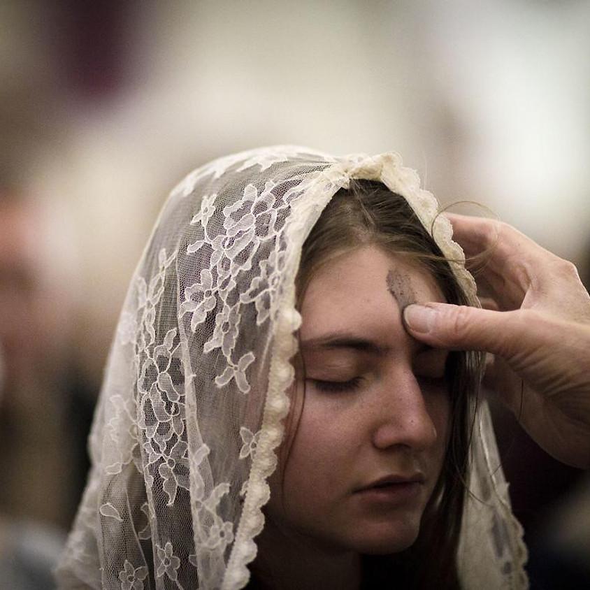 Ash Wednesday Mass