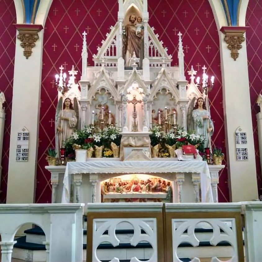 Easter Day Mass