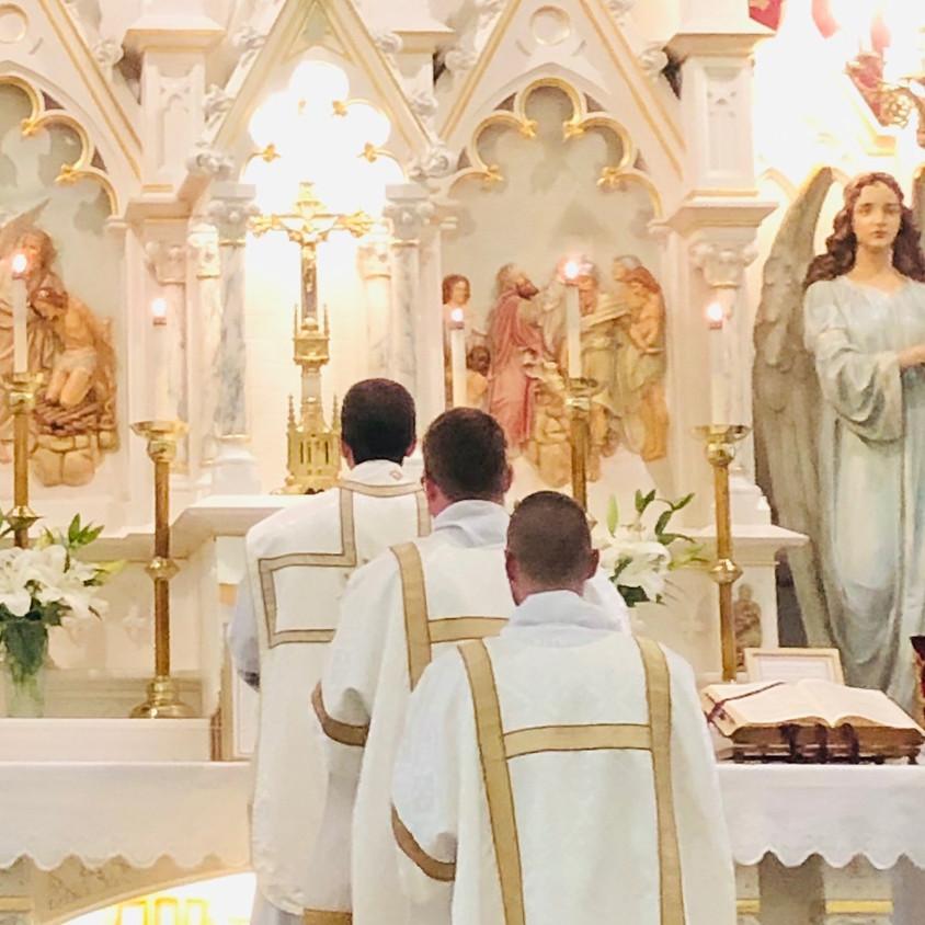 Solemn High Mass - Feast of the Assumption
