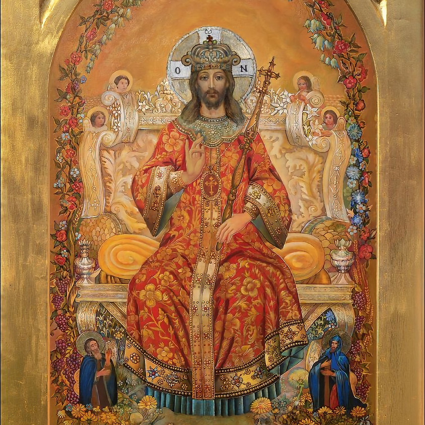 Solemnity of Christ the King - Ordinary Form