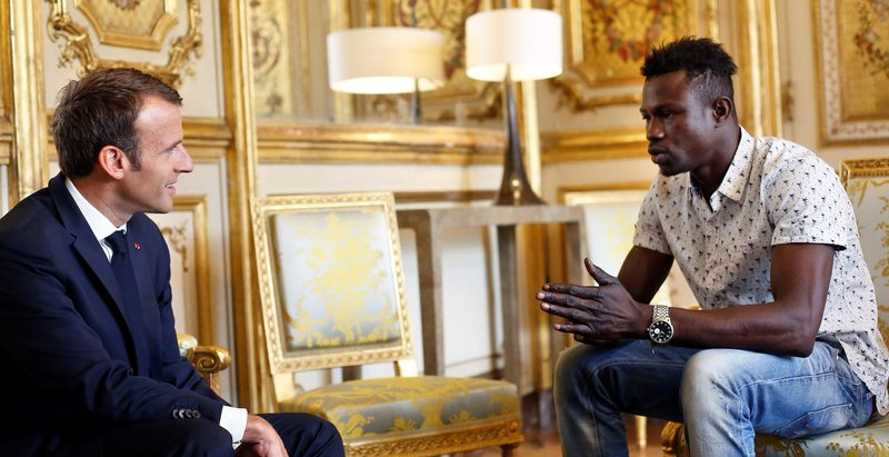N*ggas In Paris: Why France should grant citizenship to African immigrants... *reblog