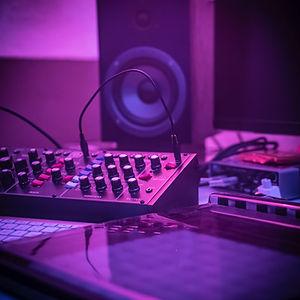 Filippo, Monico, Music, Studio, Producti