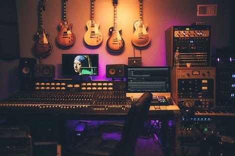 Sound engineering portfolio filippo moni