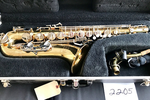 SOLD! Pre-owned Bundy 2 Tenor Saxophone