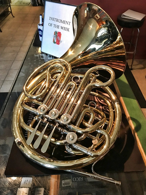 SOLD! Holton H178 French Horn