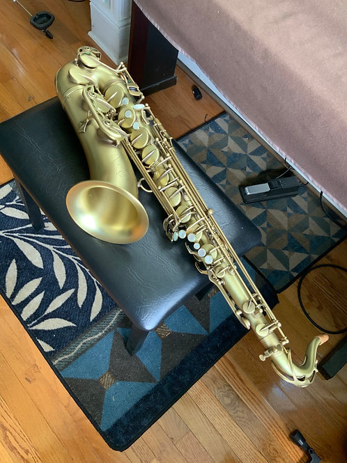 Selmer tenor Ref 55 - Preowned by Bob Rockwell