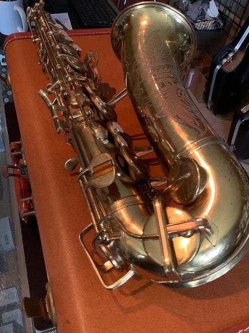 Buescher Aristocrat Alto Saxophone 1950
