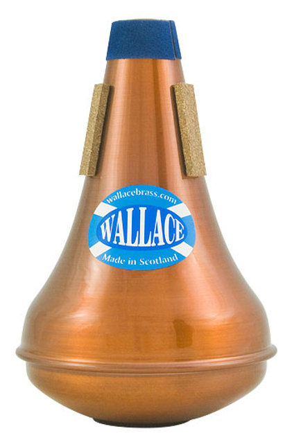 Wallace 304 All Copper Trumpet Mute