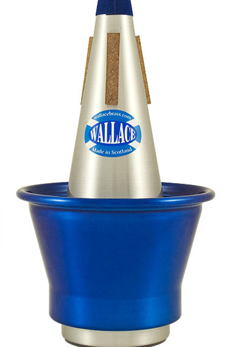 Wallace 401T Adjustable Trumpet Cup Mute