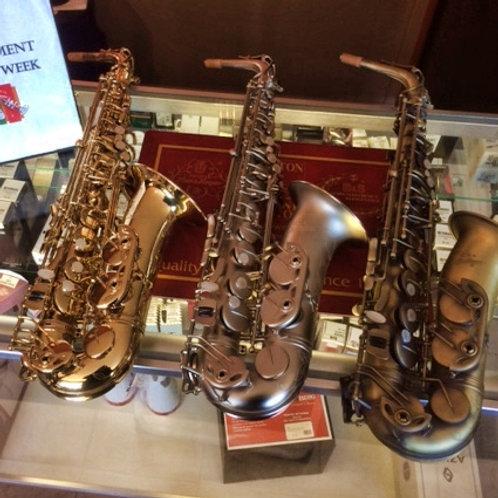 Antigua Power Bell Alto Saxophone