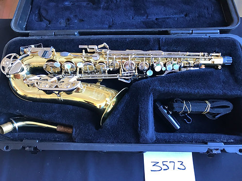Pre-owned Bundy Alto Saxophone