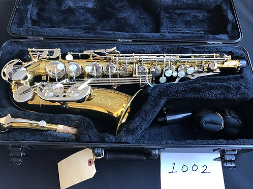 Pre-Owned King Alto Saxophone