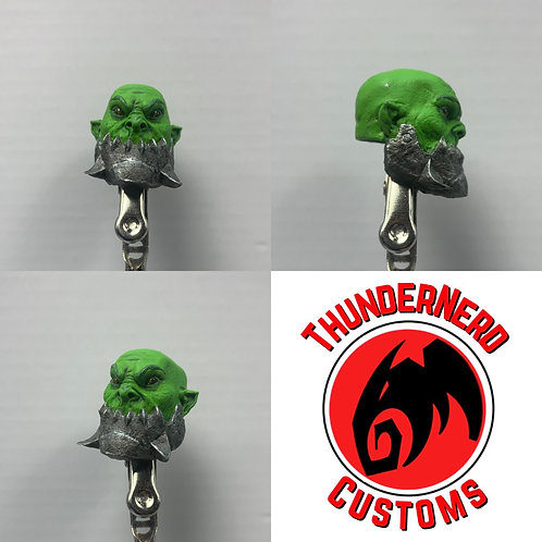 Green Trismus- Painted by @masterofthethundernerds