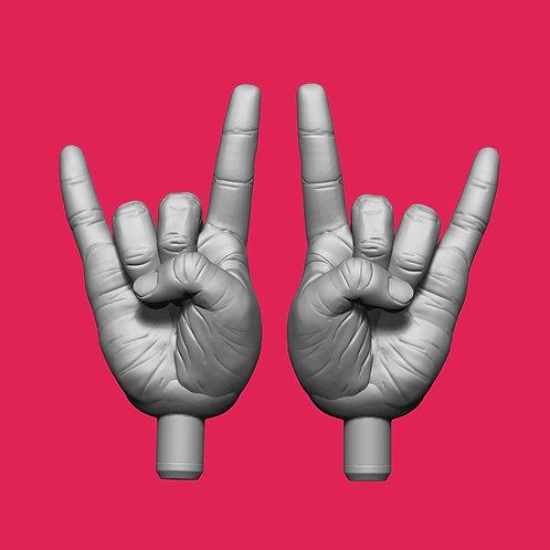 Rock On! Hands