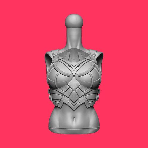 Greystone Light Armor for Human