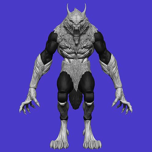 Werewolf Kit (for Ogre)
