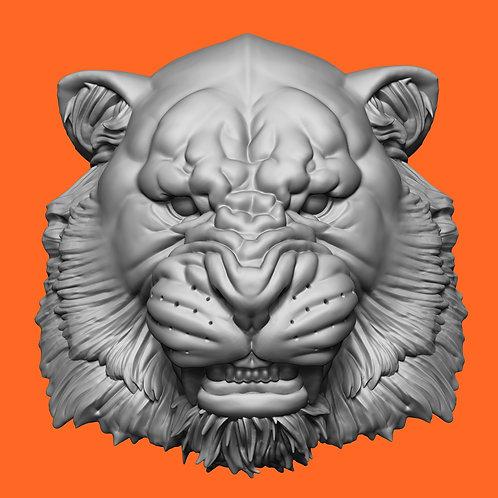 Angry Rudra