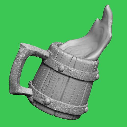 Toasting Mug