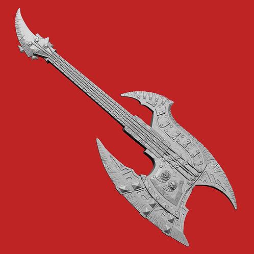 Hell's Bass Guitar