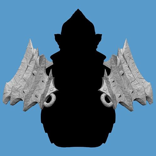 Lorag Knath Shoulder Armor